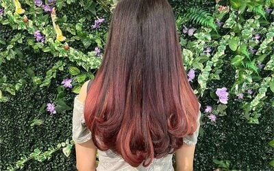 L'Oréal Hair Colouring with Wash and Blow for 1 Person
