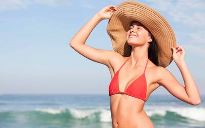 Bikini OR Underarm Waxing for 1 Person