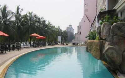 Port Dickson: 2D1N Stay in 1-Bedroom Apartment for 3 People
