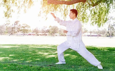 [Fave Exclusive] 1-Hour Tai Chi Class and One (1) Lifetime Online Courses For 1 Person