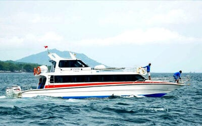 Ticket Fast Boat Return Sanur - Lembongan (Domestic)