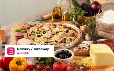 (Takeaway) Two (2) 6'' Small Pizzas