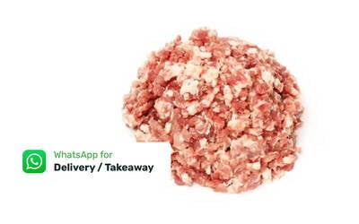 1kg Minced Premium Pork with Delivery