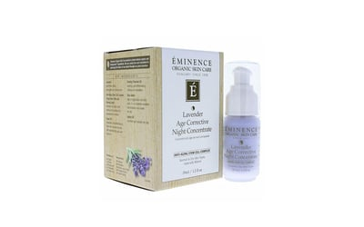 [Flash] Free Delivery :Buy One (1) Free One (1) Eminence Organic Lavender Age Corrective Night Concentrate (2ml)