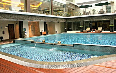 (Without Perks) Batam: 2D1N Stay at Sahid Batam Center Hotel with 2-Way Ferry Transfer for 1 Person