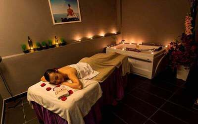 2.5-Hour Relaxing Massage with Gua Sha and Relaxing Crystal Ball Facial for 1 Person