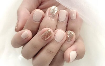 Gel Manicure and Classic Pedicure with Foot Spa for 1 Person