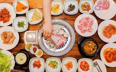 (Mon - Fri) Korean BBQ Dinner Buffet for 1 Person