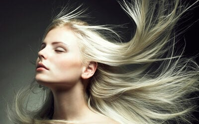 Hair Chemical Service with L'Oréal Hair Treatment + Cut, Wash, and Blow for 1 Person