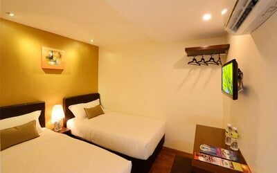 Langkawi: 3D2N Stay in Standard Twin Room for 2 People