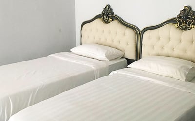 Zetter Suites @ Cameron Highland: 2D1N Stay in 3-Bedroom Apartment for 6 People