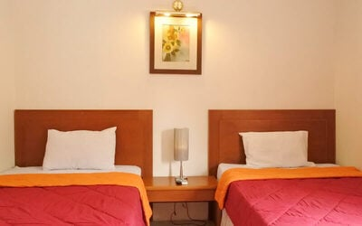 Sentul: 2D1N in Deluxe Room (Room Only)