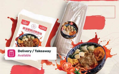 Free Delivery: Easy-To-Cook Kit for 20 Servings