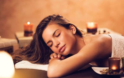 1.5-Hour Full Body Aromatherapy Relaxing Massage for 1 Person