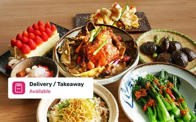 Chinese Dinner Set for 4 People with Delivery