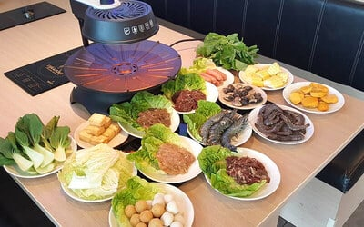 Hotpot Lunch Buffet for 1 Person