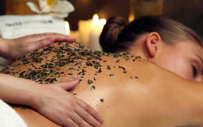 2-Hour Full Body Scrub and Mask with Jacuzzi Milk Bath for 1 Person