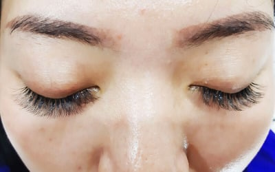 1x Japanese Soft Volume Eyelash Extension (Premium)