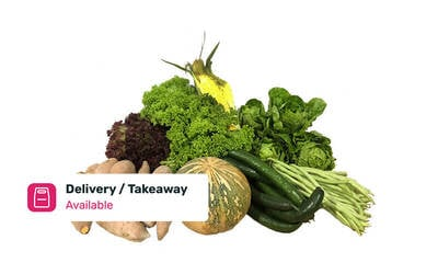 7-Type 5kg Vege Box B with Delivery