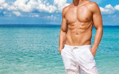 70-Min SS Men's Deluxe Body Trim and Firm Body Treatment for 1 Person