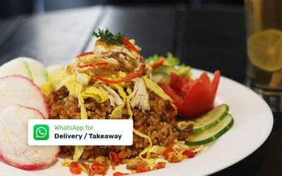 Nasi Goreng Rampok - Delivery & Take Away