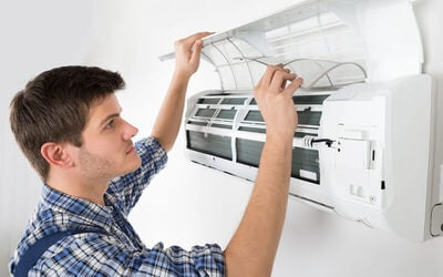 Air Conditioner Servicing and Gas Refill with 1-Month Warranty for 3 Units