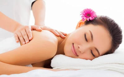 90-Min Pampering Spa with Full Body Massage for 1 Person