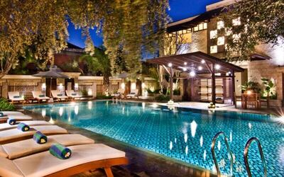 Bali: 3D2N Stay in Deluxe Room with Breakfast for 2 People