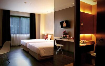 Sukajadi: 2D1N at Superior Room + Breakfast (Weekday)