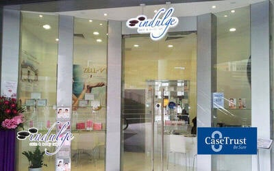 165-Minute Premium Spa Indulgence at Indulge Skin & Body Lab for 1 Person (2 Sessions)