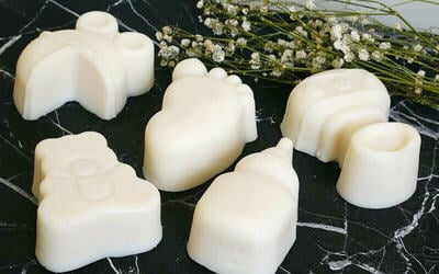 1.5-Hour All-Natural Soap Making Workshop with Complimentary Soap Net for 1 Adult