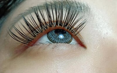 1x Natural / Dolly / Cat Eye Premium Eyelash Extension